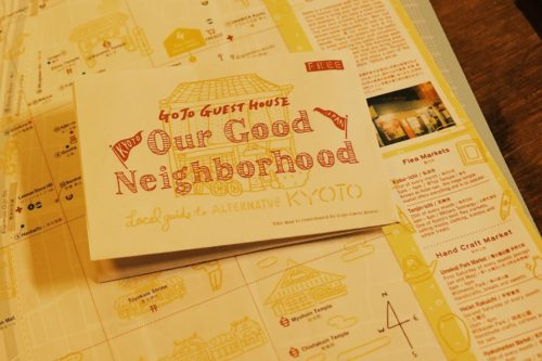 "Our new map named ""Our Good Neighborhood"" designed by SKKY"