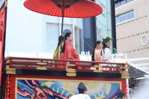 Gion Festival by Gojo Guest House ,Taka